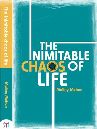 The Inimitable Chaos of Life- Book Cover