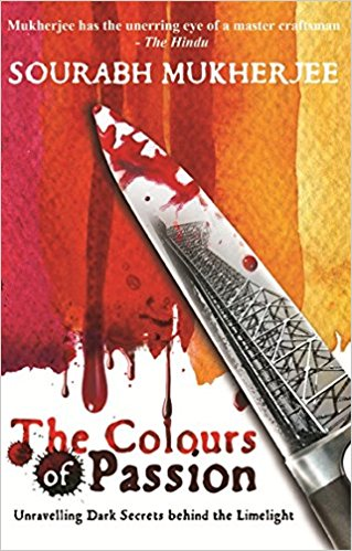 The Colours of Passion (Sourabh Mukherjee) - Book Cover